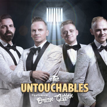 untouchables wedding band