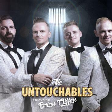 untouchables wedding band